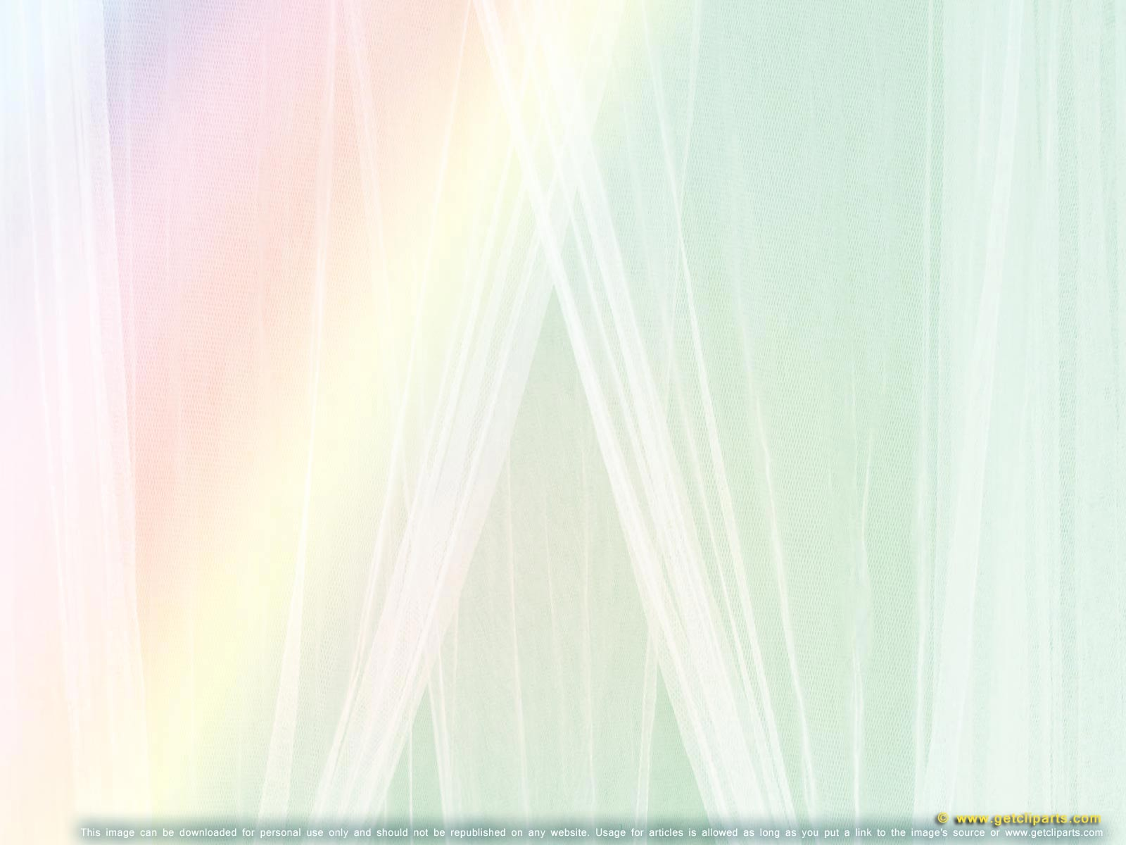 rainbow curtain | getcliparts : visual communication designs, Powerpoint templates