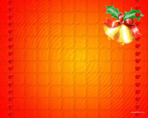 Christmas powerpoint background